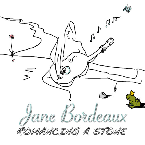 'ROMANCING A STONE' By JANE BORDEAUX - Available on iTunes & AMAZON MP3 Worldwide!
