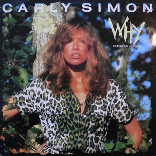Carly Simon - Why (LeSale Dub Edit) NEW DL LINK IN COMMENTS!!!