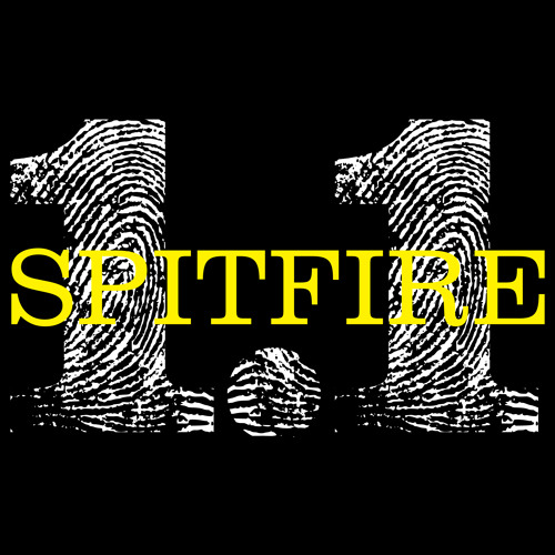 SPITFIRE  1.1 (LP mix tape format 12 tracks)