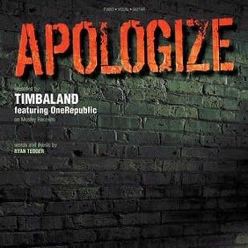 OneRepublic feat. Timbaland - Apologize (What you don't know) (Dancy Remix 2011)