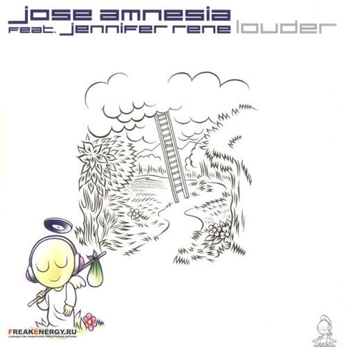 Jose Amnesia Feat. Jennifer Rene - Louder