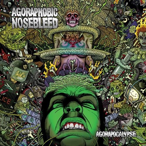 Agoraphobic Nosebleed - Moral Distortion