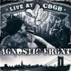 AGNOSTIC FRONT - Gotta Go (Live)