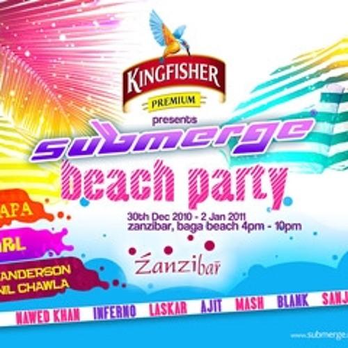 DJ Rithesh - Submerge Zanzibar Sundown Sessions 31-DEC-2010