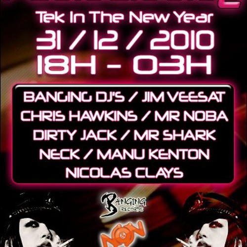 NECK -  Tek in the new year - 2010