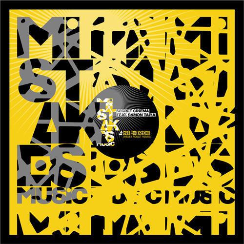Secret Cinema and Ramon Tapia - Pass The Dutchie (Reset Robot Remix)