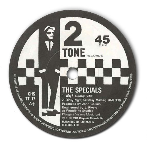 The Specials - Ghost Town (50 Carrot Dubstep Remix)