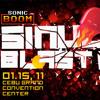 Sonic Boom SINULOG BLAST OFF 2011 Ad 1