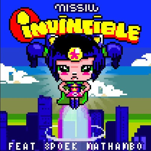 Missill - Invincible (Cyberpunkers Remix)