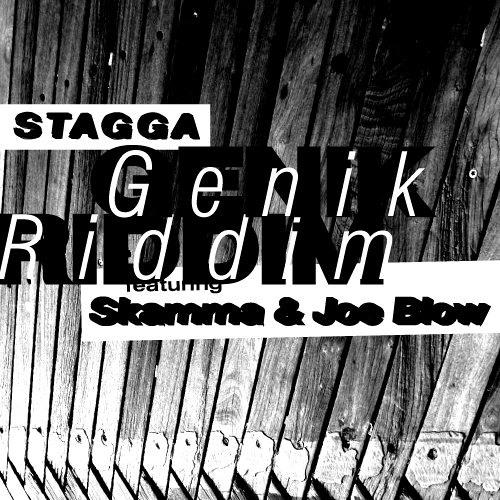 Genik Riddim (stagga feat skamma joe blow) bbc radio adam walton show..