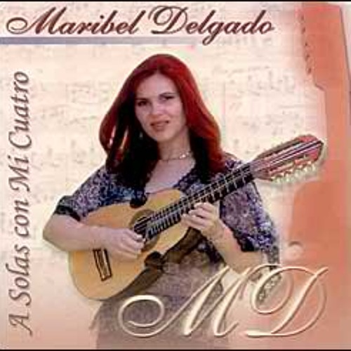 A Solas con mi Cuatro - Maribel Delgado - Almohada