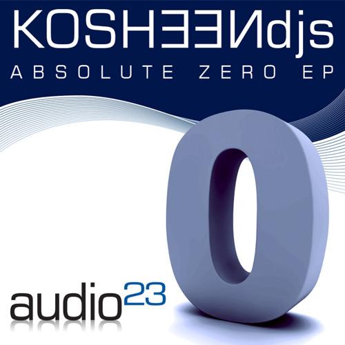 Kosheen DJs - Absolute Zero EP - Absolute Zero