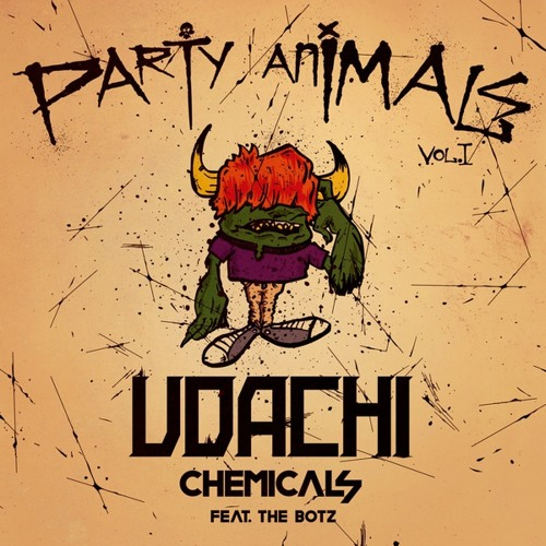 Udachi ft The Botz - Chemicals [OUT NOW!]