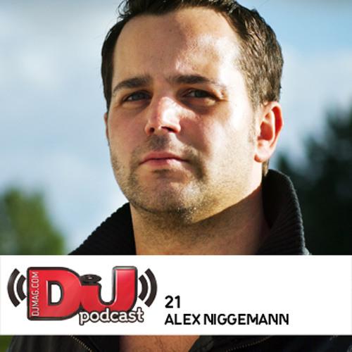 DJ Weekly Podcast 21: Alex Niggemann