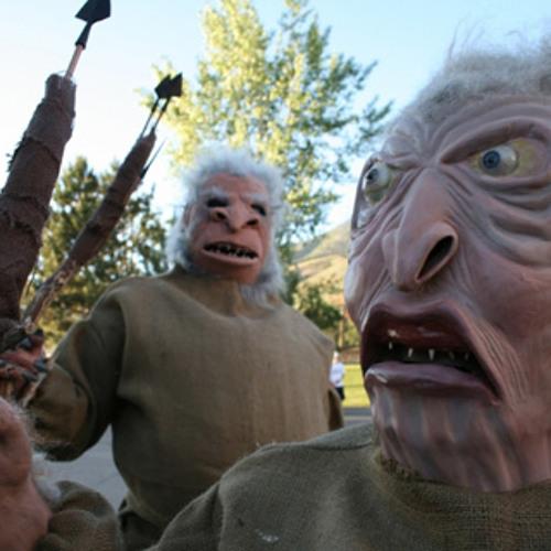 Luke Nukem & d-Queue - Rick Troll
