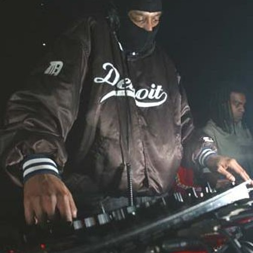 DJ Stingray of Drexciya - Live@Stingray 2003