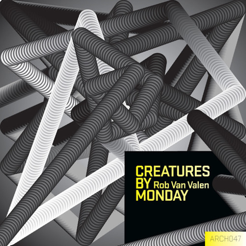 Van Valen - Riot in a Red Coat (ARCH047) Creatures By Monday EP - Archipel Musique 2008