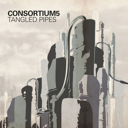 Consortium5 - 'Consorts' by Darren Bloom (PREVIEW)