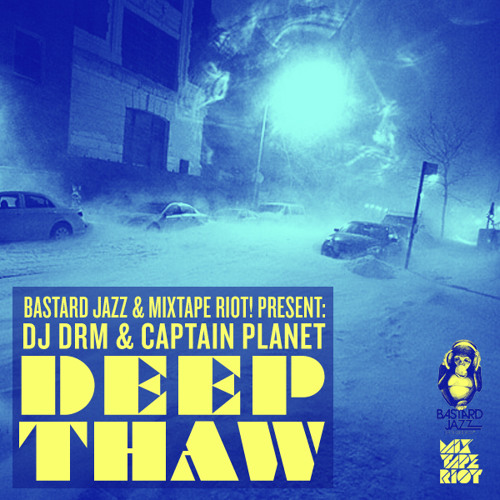 DJ DRM & Captain Planet - Deep Thaw Mix