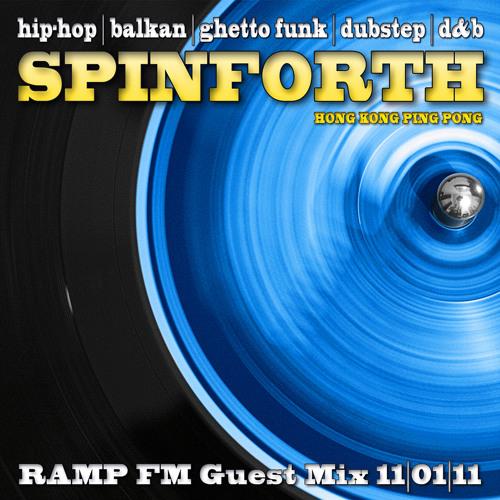 "Spinforth's ""Dan Wilde's Black Belt Jams #5"" Ramp FM Guest Mix 11 01 11"