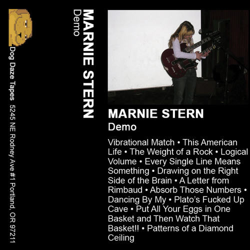 Marnie Stern - Plato's Fucked Up Cave