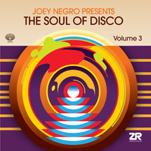 JOEY NEGRO - SOUL OF DISCO 3 TASTER