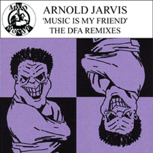 Arnold Jarvis - Music Is My Friend (The DFA Vocal Mix)