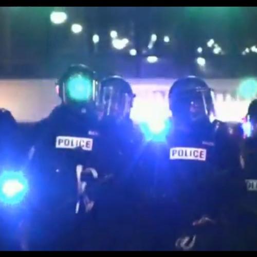 Black Block Demonstrations