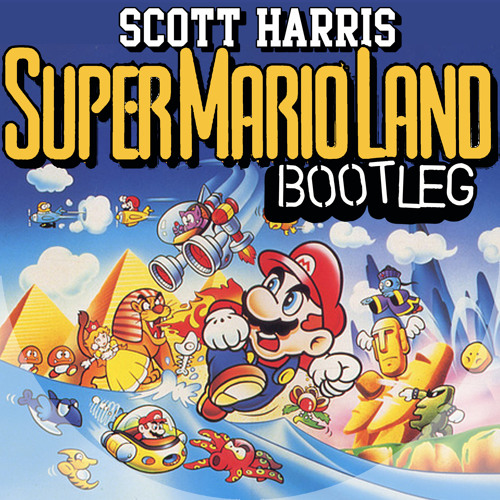 Scott Harris - Super Mario Land (Bootleg)