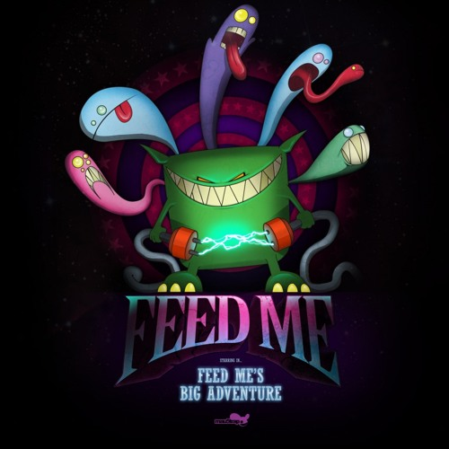 Feed Me - Grand Theft Ecstasy (REL1 RE-RUB)FREE DL!!