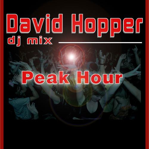 David Hopper 'Peak Hour' dj mix