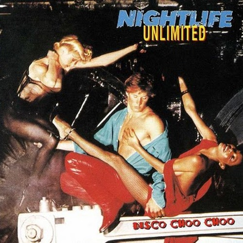 "NIGHTLIFE UNLIMITED - ""Disco Choo Choo (Matteo Grondini Montréal To Philly Edit)"""