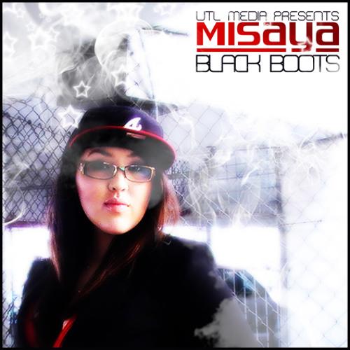 [UTL] Misaya - Black Boots