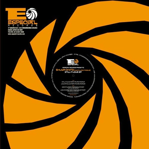 "ESP-041 ""Shuya Okino (KJM) / Still In Love EP"" - Sound Samples"