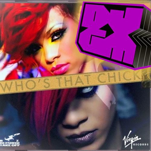 Rihanna - Who's That Chick (DJ Geometrix Remix)