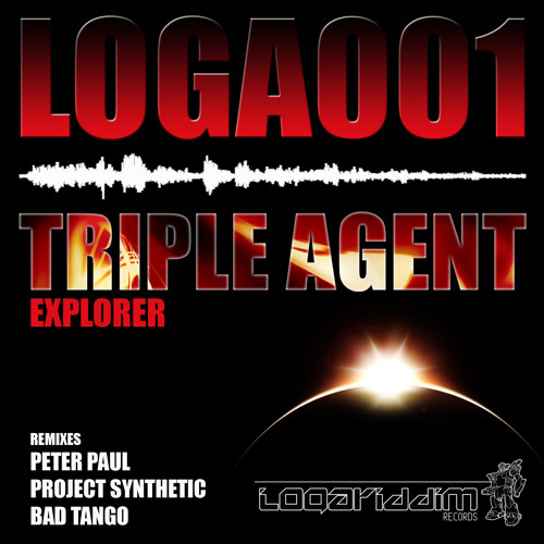 [LOGA001] Triple Agent - Explorer (Original) (out on 10th Feb. 2011)