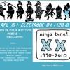 Ninja tune select 1990to2000