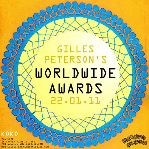 Worldwide Awards 2011 // LeFtO DJ Mix