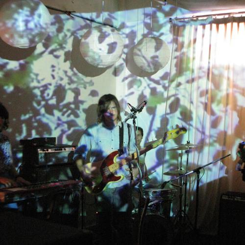 Crystal Antlers at Room 205