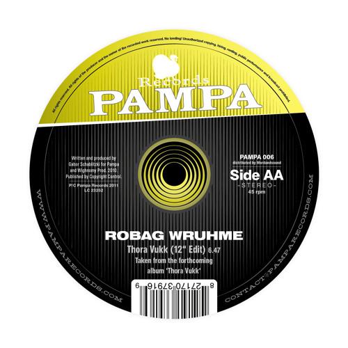 Robag Wruhme - Thora Vukk (12  Edit)
