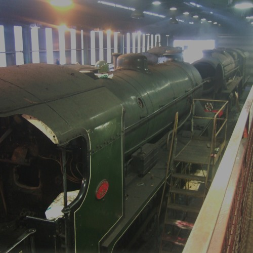 Fitters in the Engine Sheds: NYM Railway, Grosmont