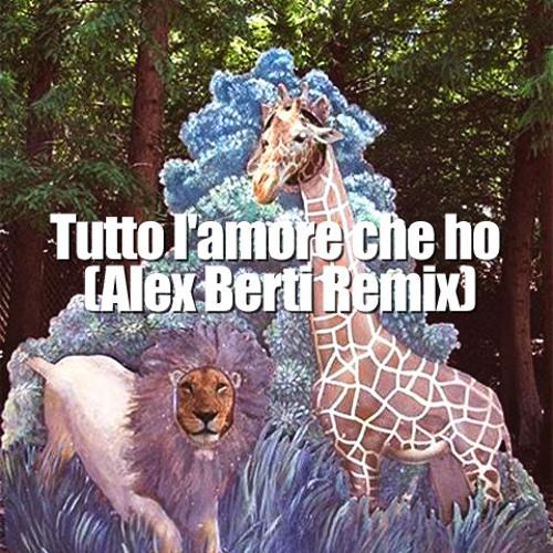 JOVANOTTI - Tutto l'amore che ho (Alex Berti Remix)
