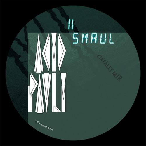 Acid Pauli -  Flamenco (Moog Conspiracy & Breger Remix) [Smaull 11]