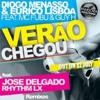Diogo Menasso & Eurico Lisboa Ft Mc Fubu & Guy H - Verão Chegou ( Rhythm LX Re Mix )