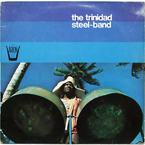 The trinidad steel band - L'homme à la grosse tête