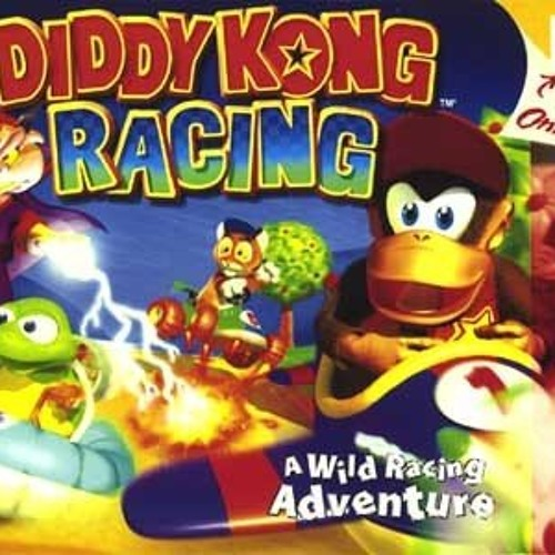 Diddy Kong Racing - Star City (Doni's Retro-Electro Remix)