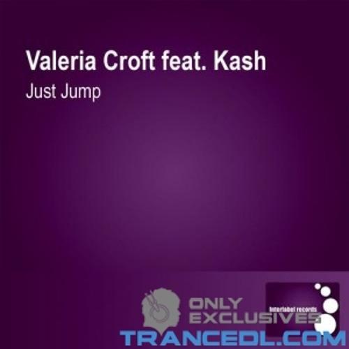 -Valeria Croft feat Kash-Just Jump-radio edit