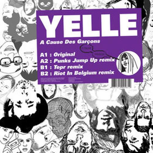 Yelle - A Cause Des Garcons (Punks Jump Up remix)