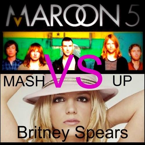 BRITNEY SPEARS VS MAROON 5 - MASHUP REMIX