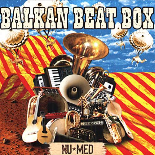 Balkan Beat Box - Hermetico (Balkan Hotsteppers Remix)